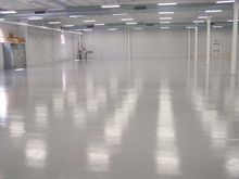 coated manufacturing floor 2