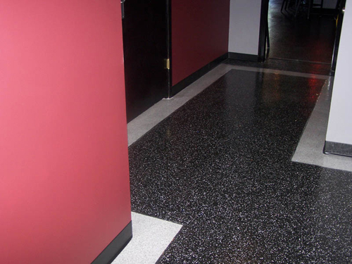 Restaurant floor coatings rak for Commercial bar flooring